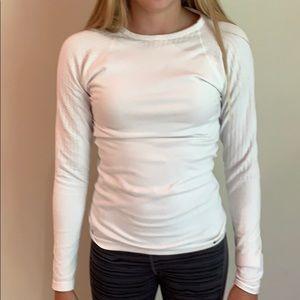 Nike long sleeve exercise shirt